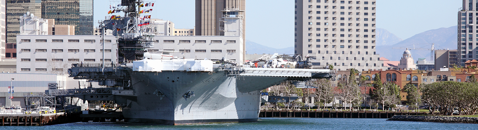 California Hotel USS Midway Museum