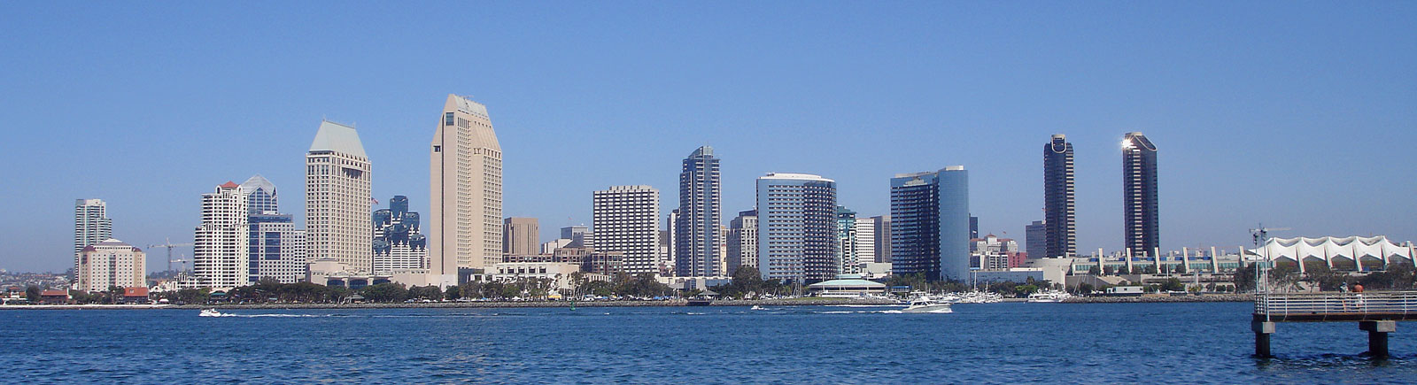 San Diego Convention Center, California