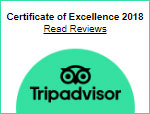 Certificate Of Excellence Tripadvisor 2018