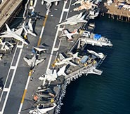 USS MIDWAY MUSEUM at California Hotel