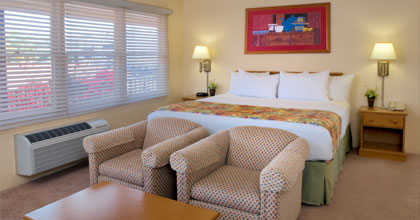 Old Town Inn Studio Suite with Kitchen