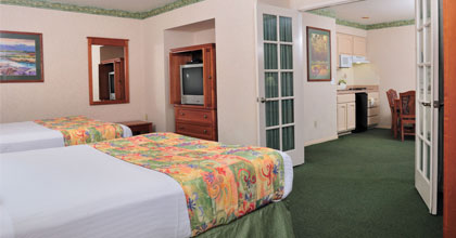 Old Town Inn Family Suite