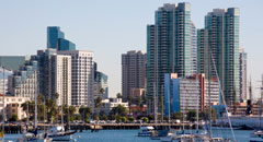 Attractions at San Diego, California