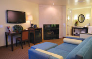 San Diego Jacuzzi Suite Special Package at California Hotel
